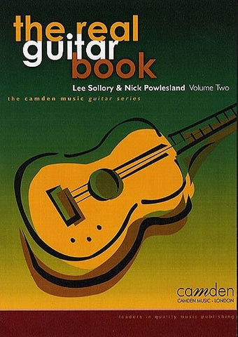 The Real Guitar Book - Volume 1