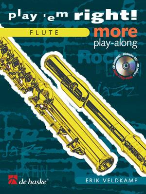 Play 'em Right! More Play-Along - Flute (with CD)