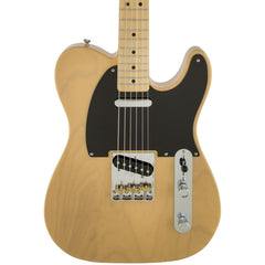 Fender Baja Telecaster - Maple Fretboard - Blonde