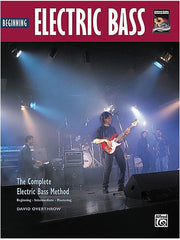 Beginning Electric Bass (with CD)