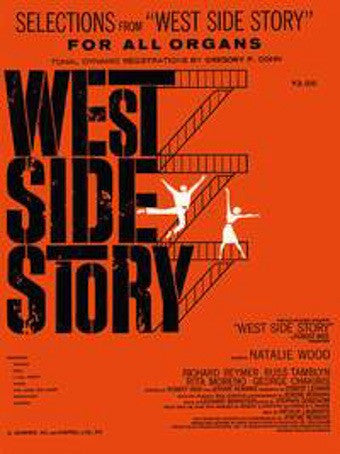 Leonard Bernstein: Selections from West Side Story - Organ (Electric Organ)