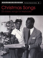 The Easy Keyboard Library: Christmas Songs