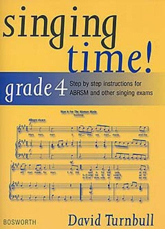 David Turnbull: Singing Time! Grade 4 (Voice/Piano)