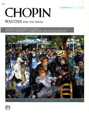 F. Chopin: Waltzes (Complete) for the Piano