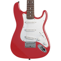 Squier Affinity Mini Strat Electric Guitar (3/4) in Torino Red