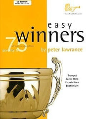 Easy Winners - Treble Brass