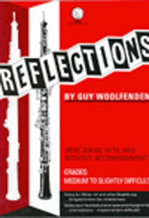 Guy Woolfenden: Reflections (Oboe/Piano)