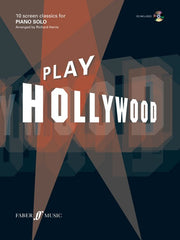 Play Hollywood - Piano (with CD)