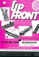 Up Front Album for Bassoon (Bassoon/Piano)