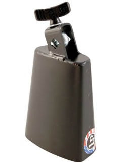 Latin Percussion Cowbell Black Beauty
