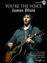 You're The Voice - James Blunt - PVG