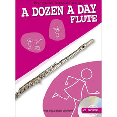 A Dozen a Day Flute (with CD)