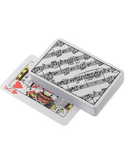 Playing Cards - Sheet Music - Game