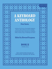 A Keyboard Anthology - First Series - Book 2 - Grades 3-4