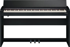 Roland F-140R Compact 88 Note Digital Piano - Contemporary Black