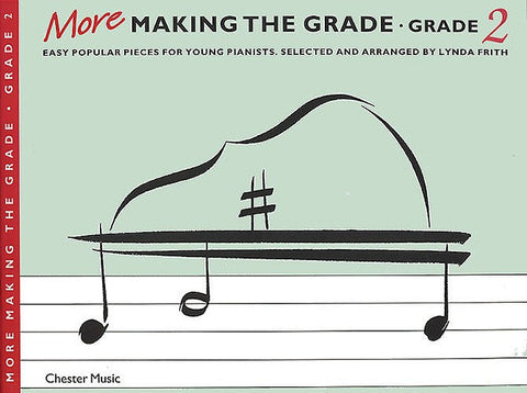 More Making The Grade: Grade 2 - Piano