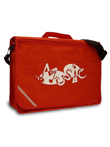 Mapac Music Bag Excell - Red