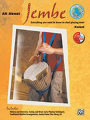 All About Djembe - with CD