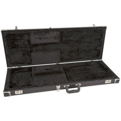 Fender Pro Series Strat/Tele Hard Case - Black