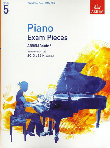 ABRSM Grade 5 Piano Exam Pieces 2013-2014