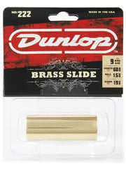 Dunlop 222 Guitar Brass Slide (Medium/Medium)