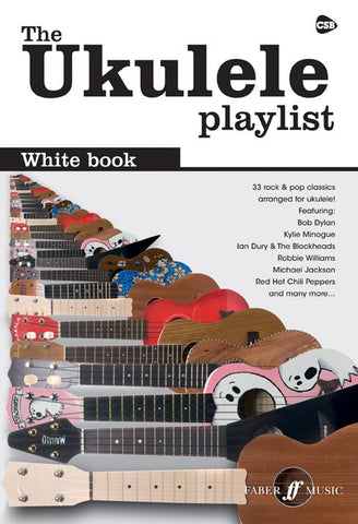The Ukulele Playlist: White Book - Chord Songbook