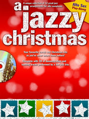 A Jazzy Christmas - Alto Saxophone (with CD)