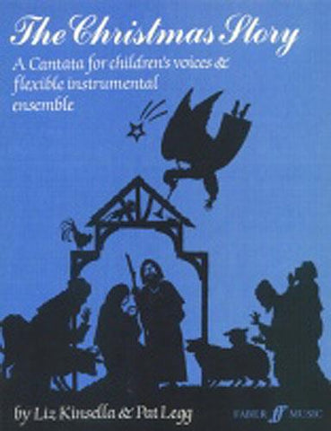 The Christmas Story - Children's Voices + Piano/Flexible Ensemble
