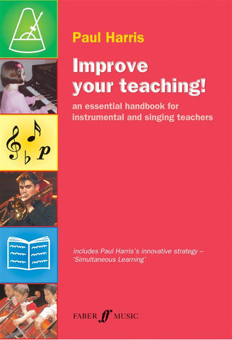 P. Harris: Improve Your Teaching!
