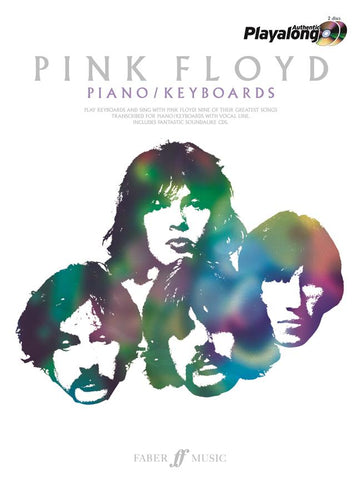 Authentic Playalong - Pink Floyd - Piano