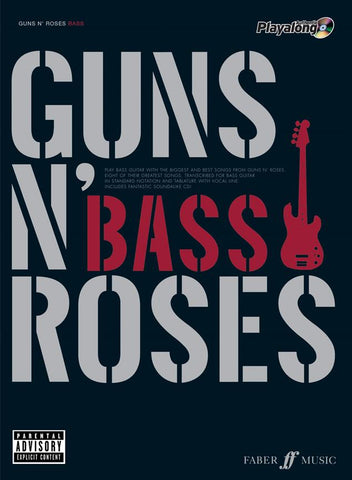 Authentic Playalong - Guns N' Roses - Bass Guitar