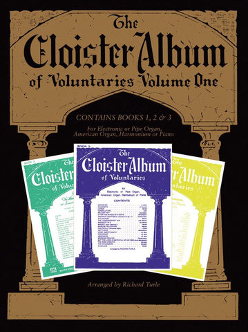 The Cloister Album of Voluntaries - Volume One (Books 1-3) - Organ