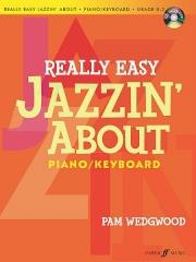 Really Easy Jazzin' About - Piano/Keyboard (with CD)