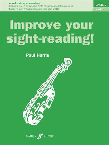 Improve Your Sight-Reading! - Violin - Grade 2 - New Edition