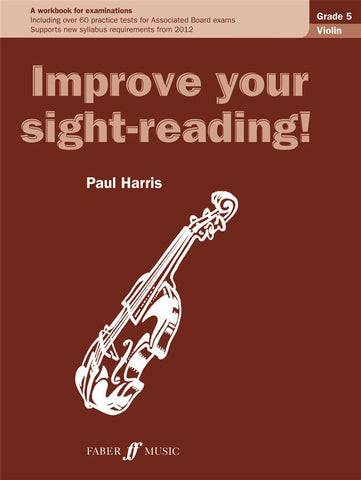 Improve Your Sight-Reading! - Violin - Grade 5 - New Edition