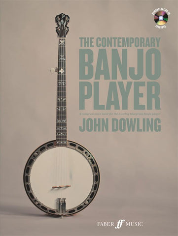 The Contemporary Banjo Player (with CD)