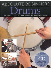 Absolute Beginners Drums (with CD)