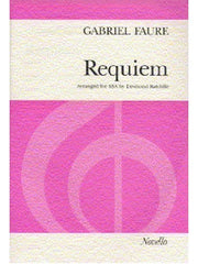 G. Faure: Requiem - SSA Vocal Score