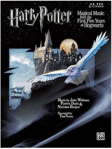 Harry Potter Magical Music from the First Five Years at Hogwarts - 5 Finger Piano