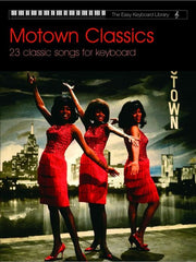 The Easy Keyboard Library: Motown Classics