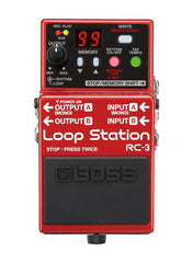 Boss RC-3 Loop Station Phrase Looping Pedal