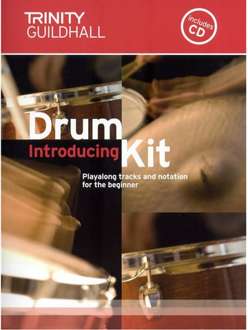 Trinity Guildhall - Introducing Drum Kit (with CD)