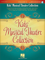 Kids' Musical Theatre Collection: Volume 2 (with CD)