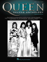Queen: Deluxe Anthology - Piano, Vocal + Guitar