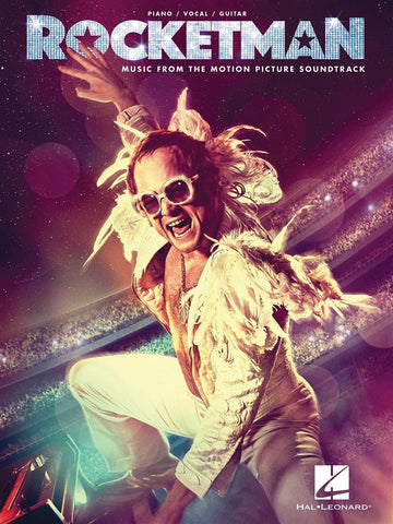 Rocketman Music from the Motion Picture Soundtrack - Piano, Vocal + Guitar