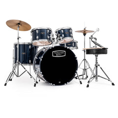 Mapex Tornado 22'' Drum Kit in Royal Blue
