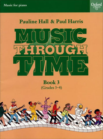 Music Through Time - Piano Book 3