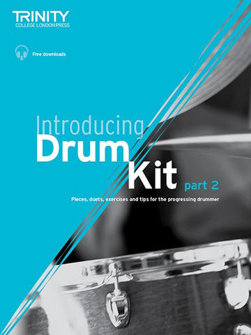 Trinity Guildhall - Introducing Drum Kit Part 2 (with Audio Downloads)