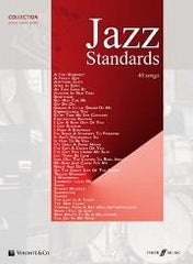 Jazz Standards Collection - Piano, Vocal + Guitar
