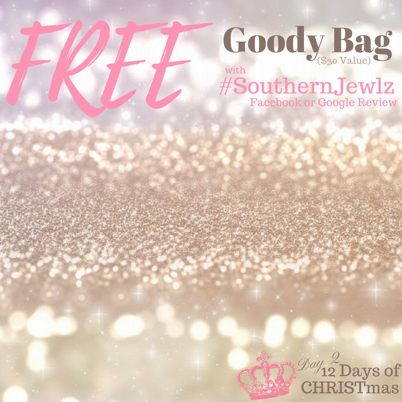 Day 2: Free Goody Bag for Review!